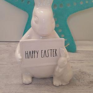 Rae Dun Easter Bunny Sign